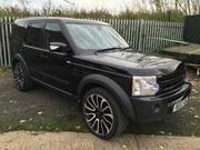 2006 land rover 2006/06 LAND ROVER DISCOVERY 3 TDV6 HSE