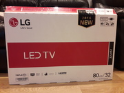 New 32 inch LG LED TV FOR FOR SALE